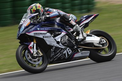Kenny Foray FSBK Magny Cours