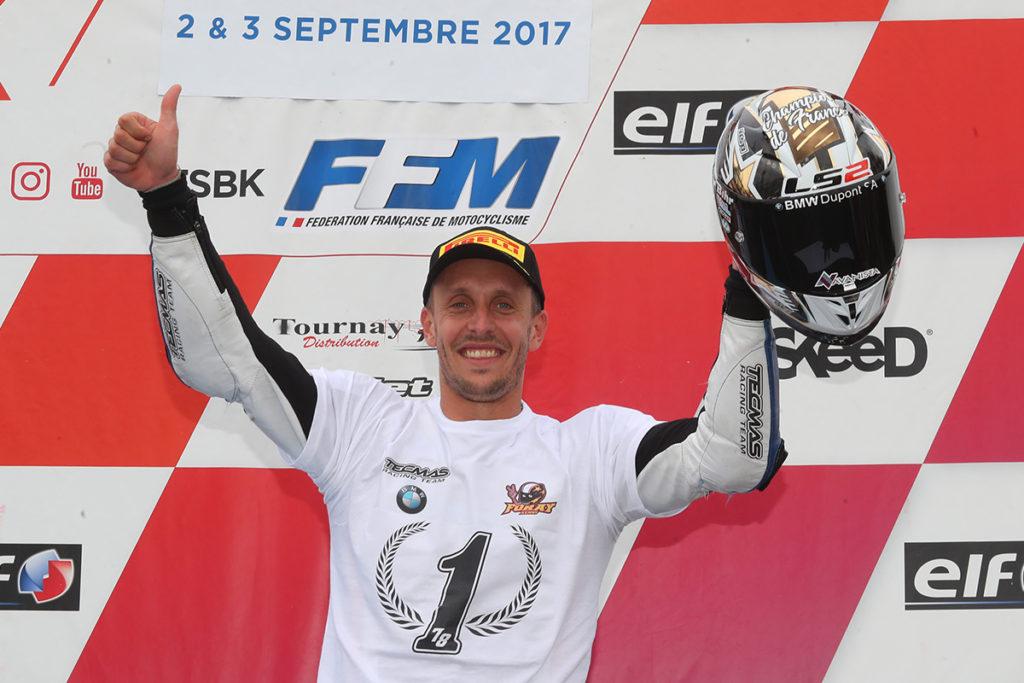 CAROLE FSBK 2017 6 ème manche du Championnat de France Superbike 2 & 3 Septembre 2017 © PHOTOPRESS Tel: 04 93 37 95 96 info@photopress.fr