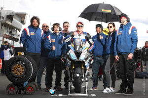 FSBK Le Mans Kenny Foray grille